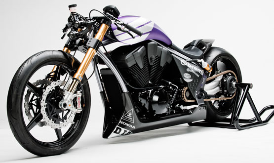 Sweet Concepts (Motorcycle) 2011-Honda-Sabre-Switchblade-Pro-Drag