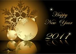 …and Happy New Year! …