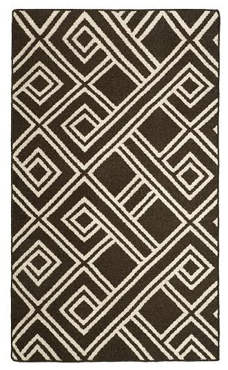 Dose Of Design Love It African Pattern Dhurrie Rug