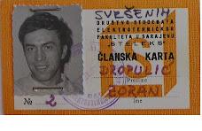 Clanska Kartica