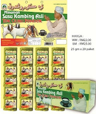 Jom Try Susu Kambing!