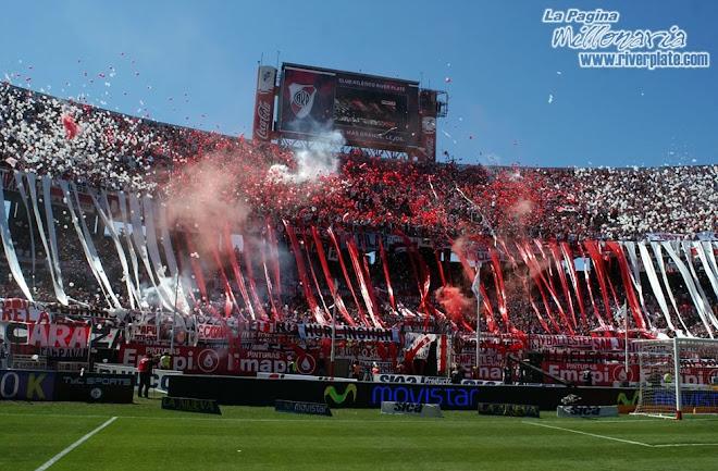 La pasion por el futbol argentino