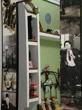 Mi habitación detrás de un espejo