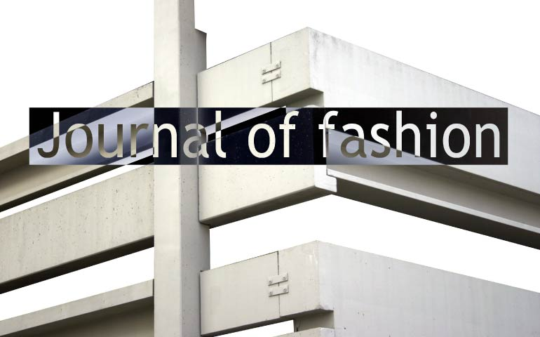 Journal of fashion