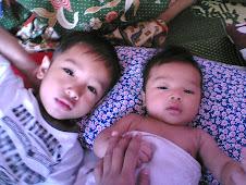 my 2 HERO's