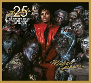 Michael Jackson Thriller 25th