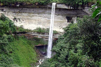 Air Terjun Yumbilla, Catarata