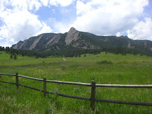 Boulder&#39;s Flatirons