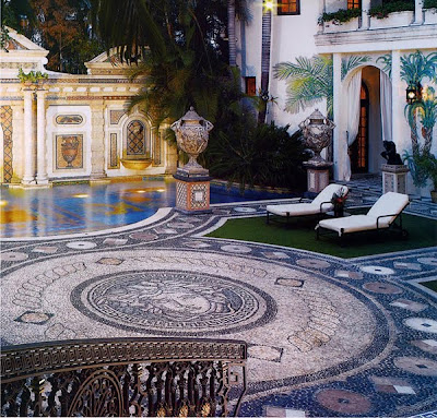 Site Blogspot  Interior Designer Fees on Come Spy With Me  Casa Versace