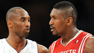 Ron Artest to the Lakers…YES!!! It's been real TA