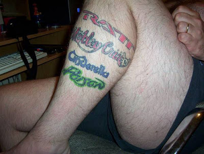 The 10 Worst Music-Related Tattoos