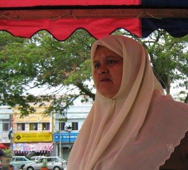 hasnah tulis