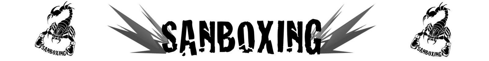 Sanboxing - MMA wear - boxes, luttes et grappling, combats au sol