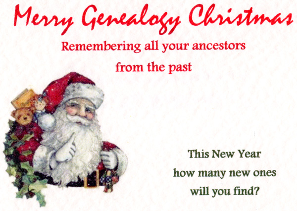 family tree folk genealogy christmas