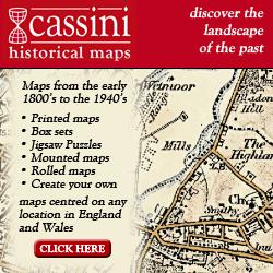 Cassini Maps