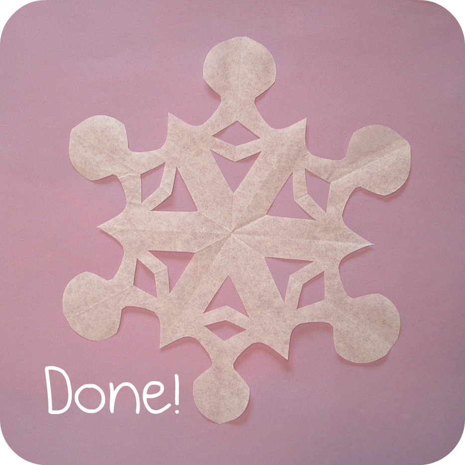 pieces by polly best ever paper snowflakes