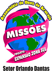 MISSÕES 2010 PROJETO EXPANSÃO ZONA SUL