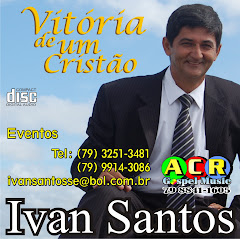 NOVO CD DO CANTOR IVAN SANTOS