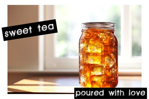 love sweet tea