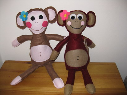 Monkeys Lisa (sold)