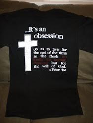 Black T-Shirt (back)