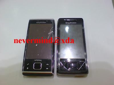 sony ericsson xperia x2a. Sony Ericsson Xperia X2 is