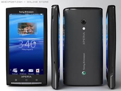 Sony Ericsson Xperia 3