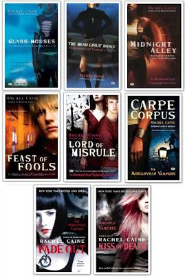 Rachel Caine - Morgenville vampires 1-8
