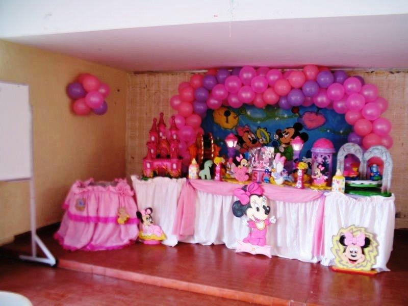TRUPE EVENTOS  DECORAÇÃO E ARTIGOS PARA FESTAS FESTA DISNEY BABY