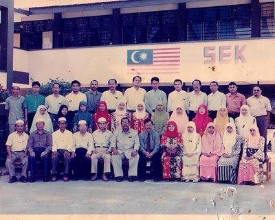 Kubang Dakan: Hadiah Hari Guru dr. JPNKel 2009