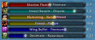 WoW Addons: Natur Enemy Cast Bar