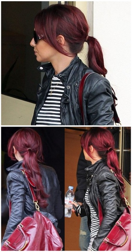 Cheryl Cole Red Hair Extensions. Cheryl+cole+red+hair+2011