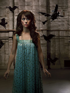 Jennifer Love Hewitt as Melinda Gordon in Ghost Whisperer