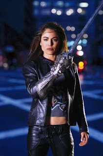 Sara Pezini in Witchblade TV Series
