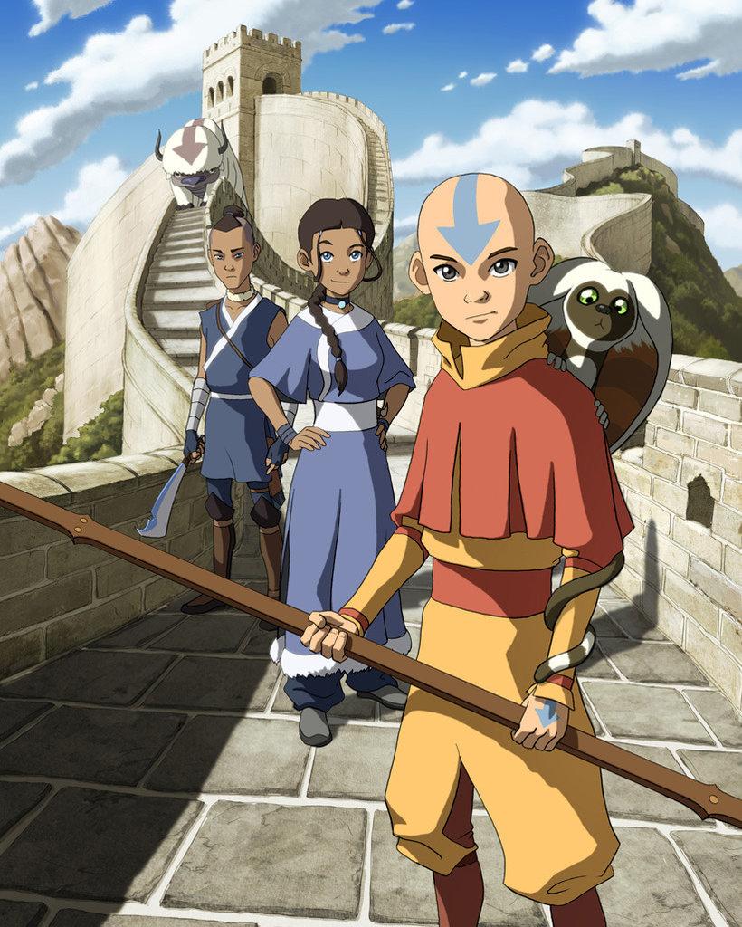 avatar the last airbender Avatar Cartoon Book 3 Episode 4