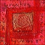 improvisational painting, square, Robin Atkins