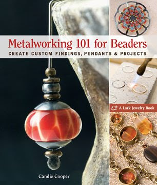 Metalsmithing 101 for Beaders, book cover