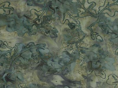 batik fabric, Hoffman, Juniper BPN006