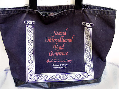 International Bead Conference tote bag