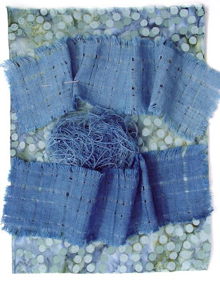 bead journal project, Robin Atkins, ready to bead, June '09