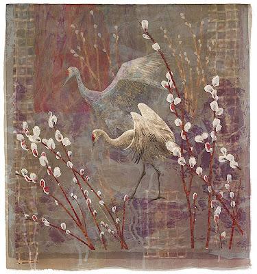 quilt by Karin Franzen