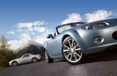 Mazda MX-5 Auto
