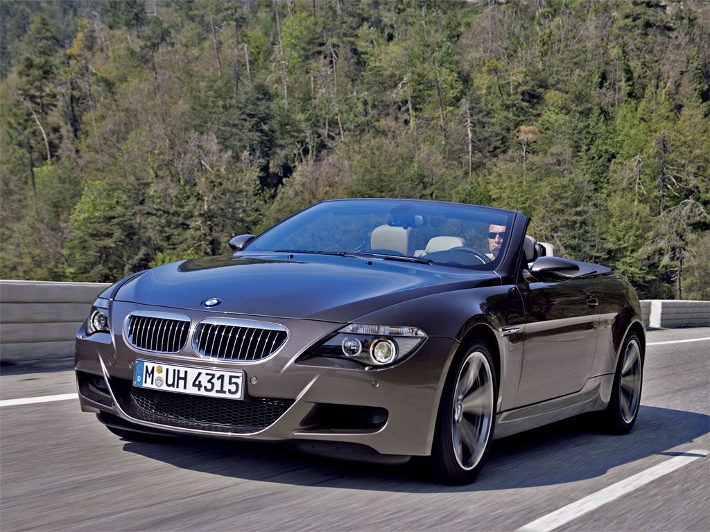 Used New BMW M6 Convertible