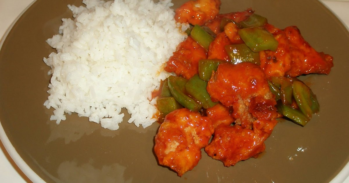 jaime and jen dish easy sweet and sour chicken
