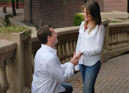 How to propose to a girl who is already dating