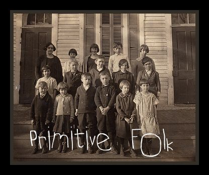 Primitive Folk