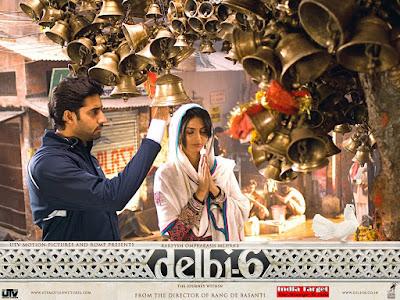 Sonam Kapoor dans DELHI 6