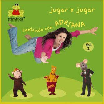 Cantando con Adriana - Cinco ratoncitos