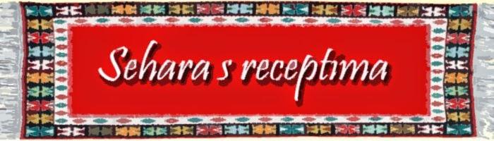 Sehara s receptima