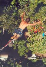 Leap Of Faith...Australia Bungy Jump!
